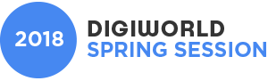 Digiworld Spring Session